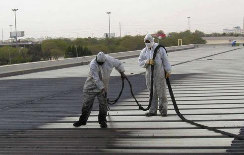 雷电竞raybet屋顶漏水施工项目