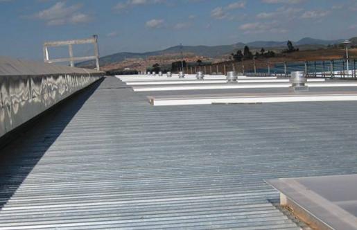 衡阳屋面raybet施工项目